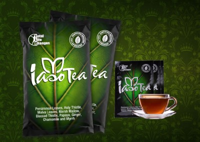 Lose 5lbs in 5 days with Iaso™ Tea