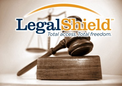 Legalshield: Pre-paid Legal Services